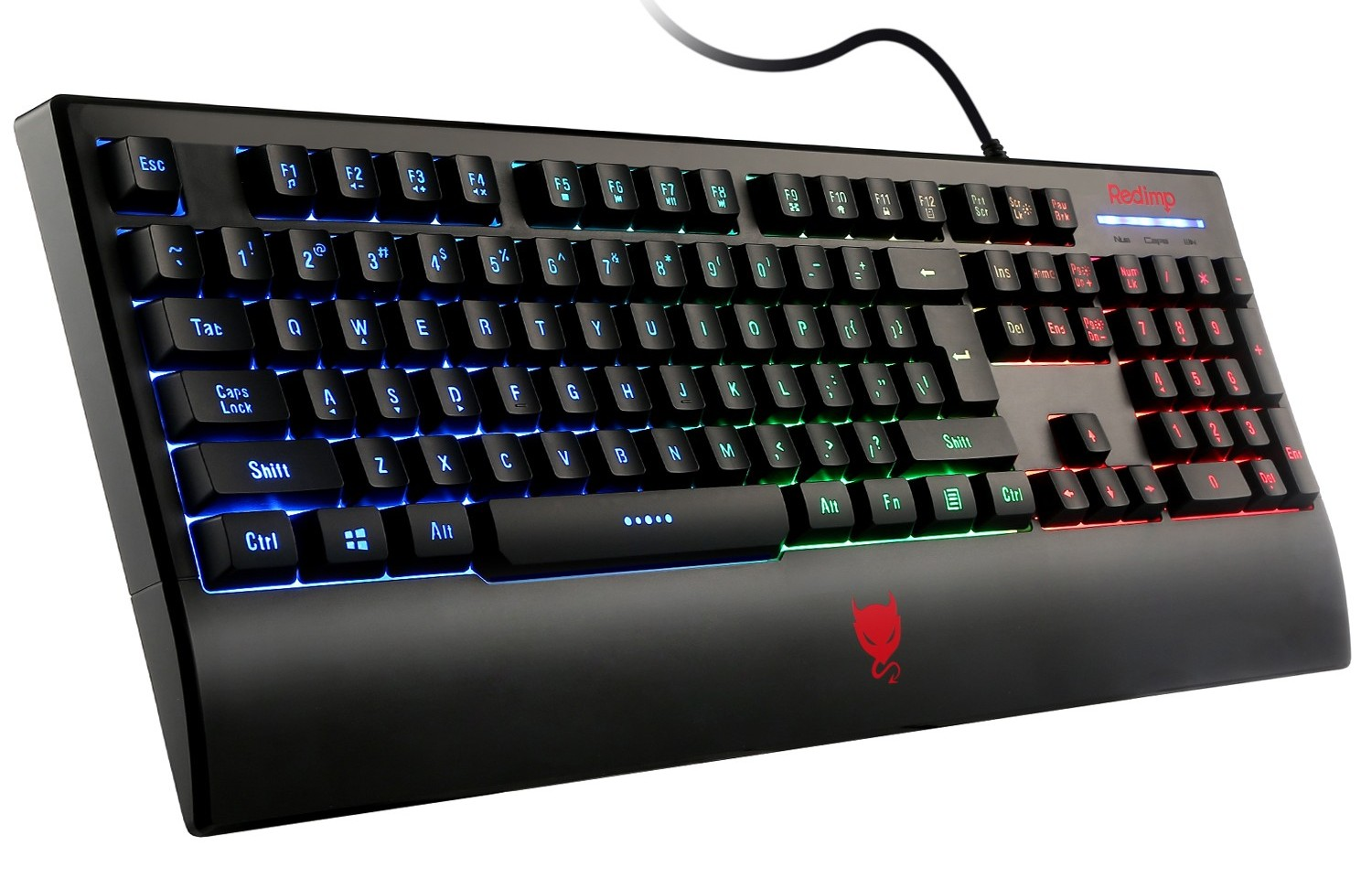 Backlit Gaming Keyboard; Budget Gaming Keyboard