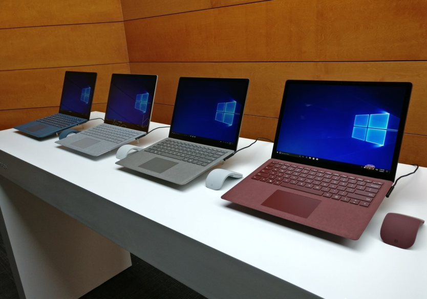 Why the Surface Laptop not have USB Type-C? 1