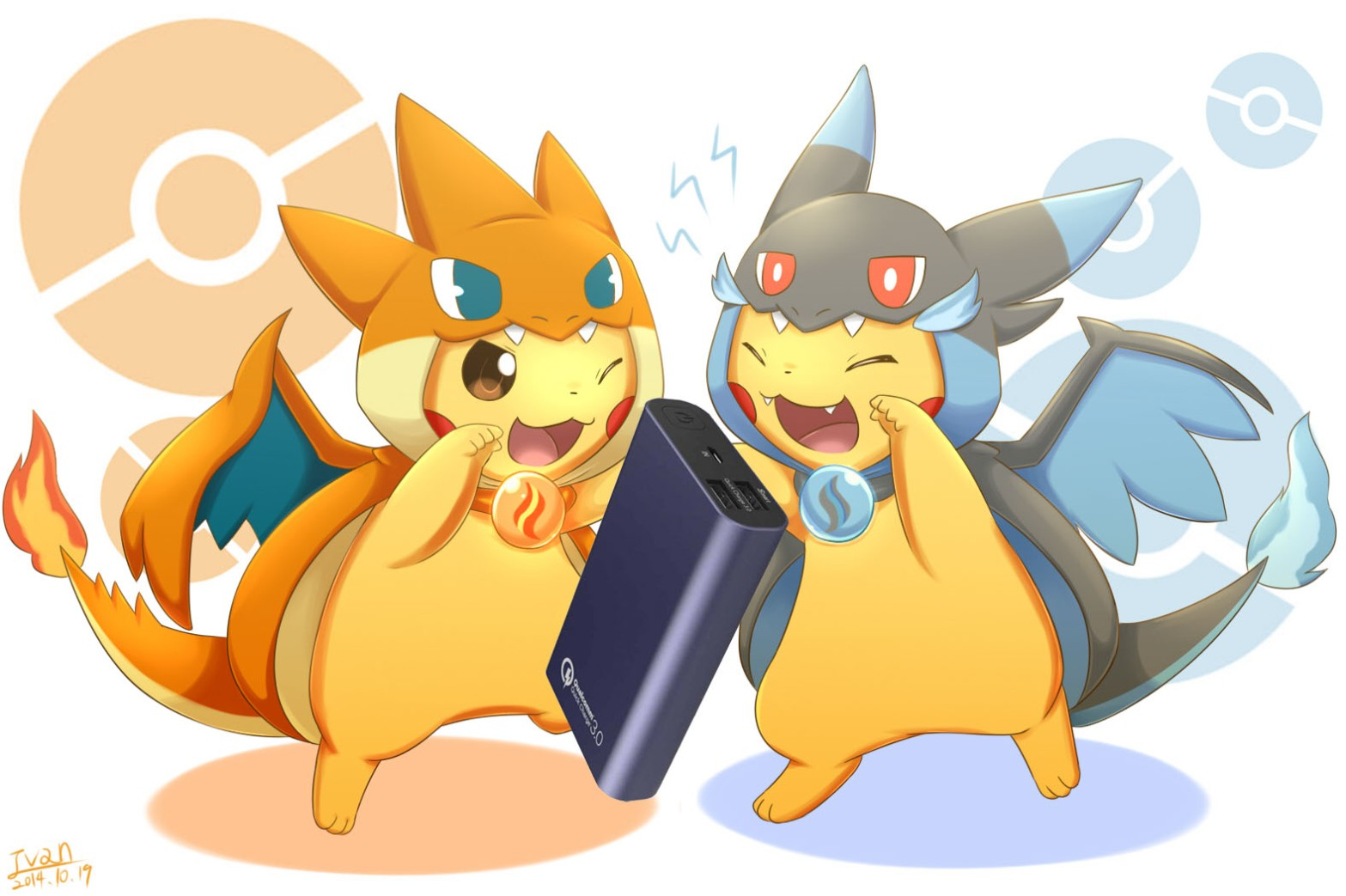 Power Your Pokémon Go Life: EasyAcc Quick Charge 3.0 Power Bank Giveaway!