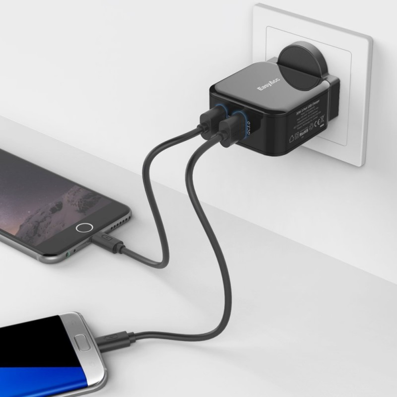 easyacc_30w_2_port_wall_charger