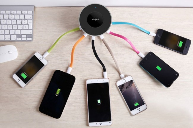 Vogek_usb_charging_station