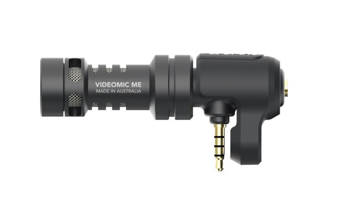Top 10 Awesome Tech Accessories for Smart Phones: rode videomic me