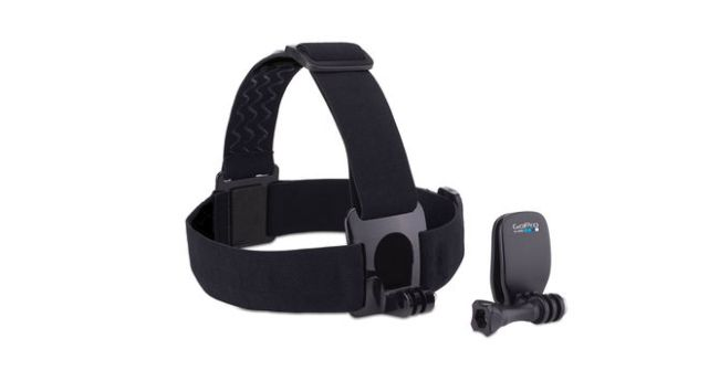 best_GoPro_accessories_for_snorkeling:headband_and_quickClip
