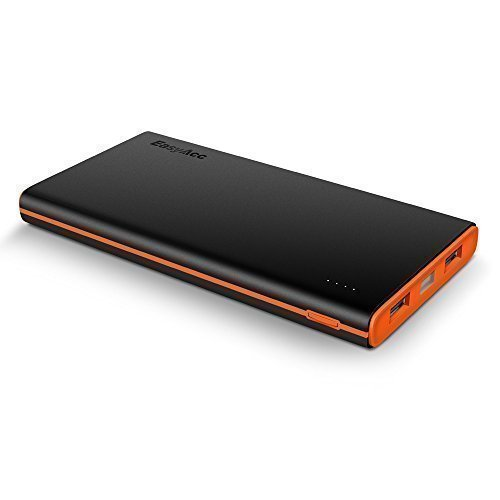 Guide to Pack a Travel Bag: EasyAcc 10000CF power bank