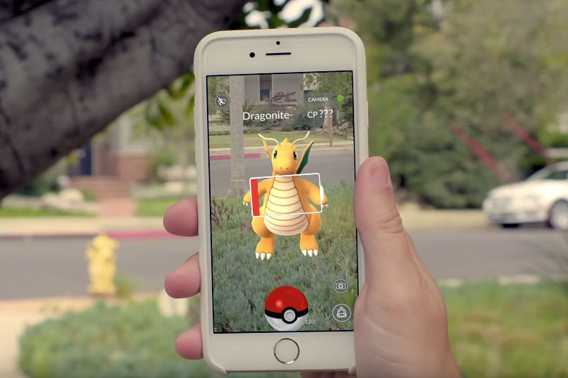 no battery to catch pokemon