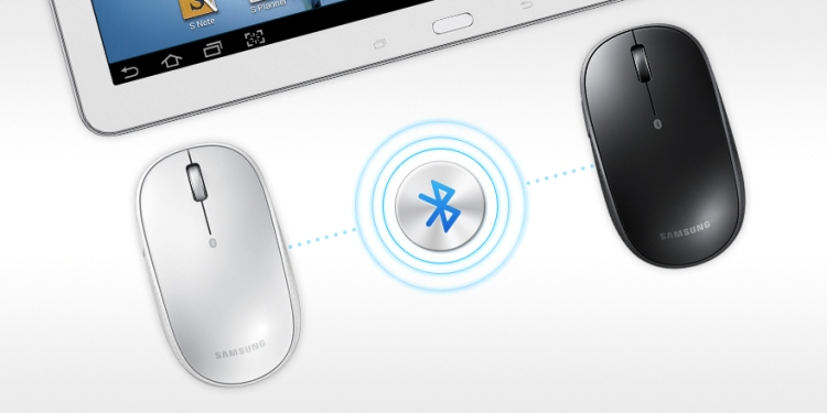 Samsung-S-action-Bluetooth-Mouse