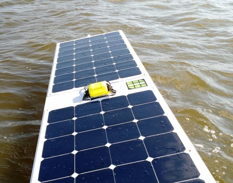 Solar Panels Will Cross The Sea