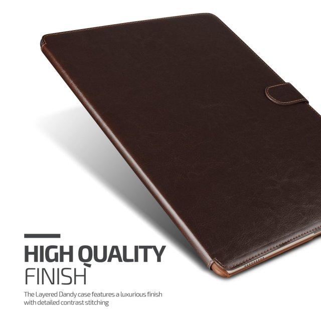 Best iPad Pro Leather Case: Verus Layered Dandy Leather Case