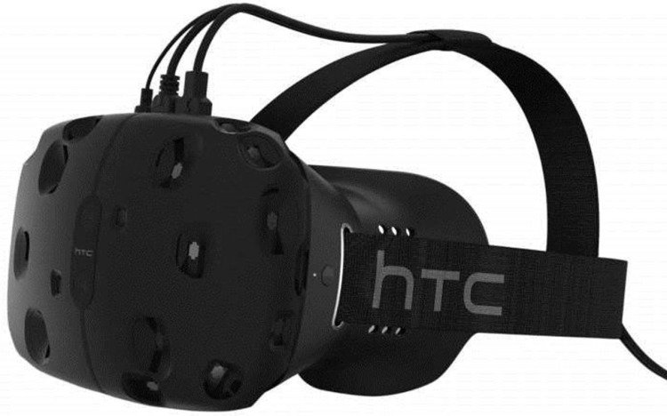 What is VR: HTC Vive