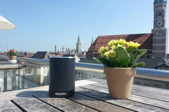 5 Best Wireless Portable Bluetooth Speaker of 2016: DP100 bluetooth speaker
