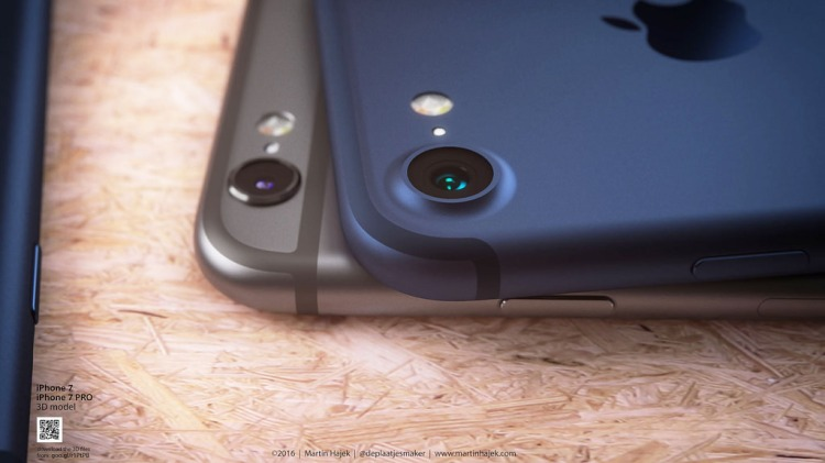 iPhone 7 Comes with New Color Dark Blue 9
