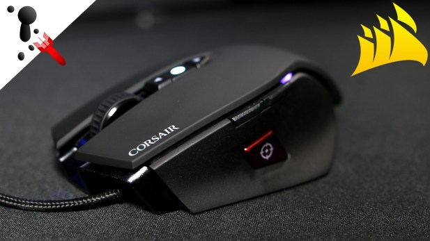 Best Gaming Mouse for New Gamer from Corsair