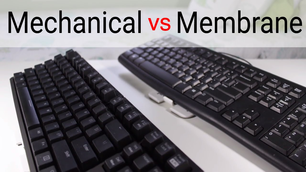 Mechanical Keyboard vs Regular Keyboard
