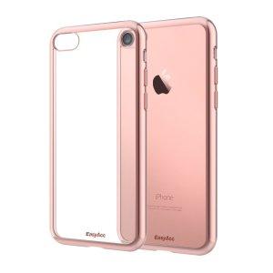 EasyAcc iPhone 7 Soft TPU Rose Gold Case