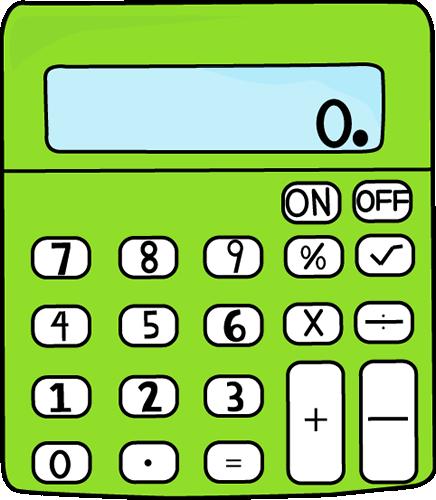 calculator-clipart-lime-green-calculator