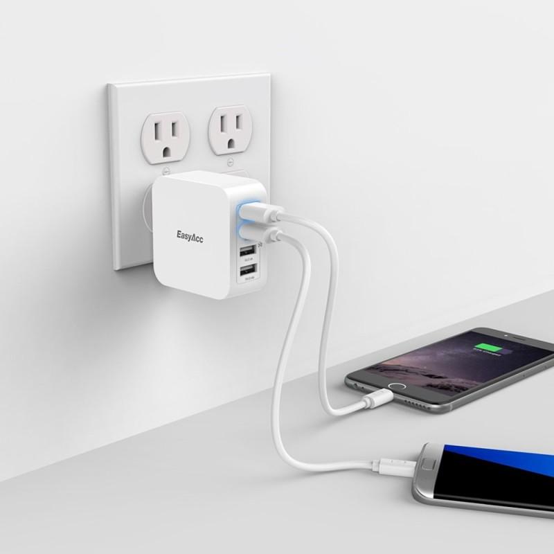 easyacc_poweredge_40w_4-port_wall_charger