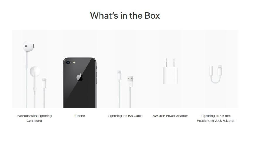 does-iphone-8-come-with-headphone-adaptor-what-is-in-box