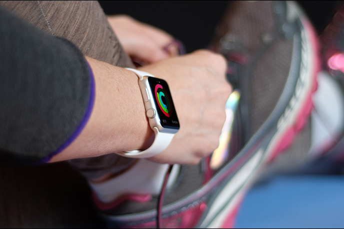 use apple watch when do exercise