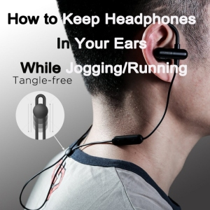 a new headphones to help you resist the distractions while running