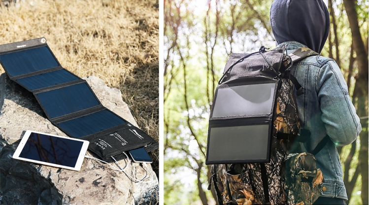 Top 5 best Solar Chargers: EasyAcc Solar Charger