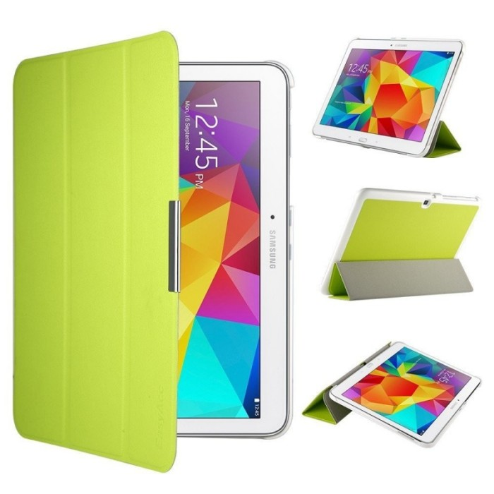 Celebrate St. Patrick's Day with EasyAcc: easyacc-samsung-galaxy-tab-4-10-1-smart-leather-case
