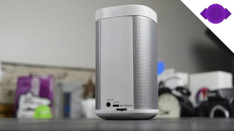 EasyAcc bluetooth speaker DP200 white