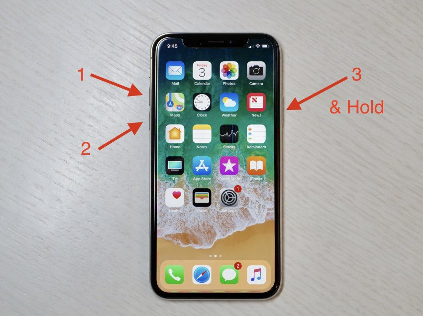 How-to-hard-reset-iPhone-X