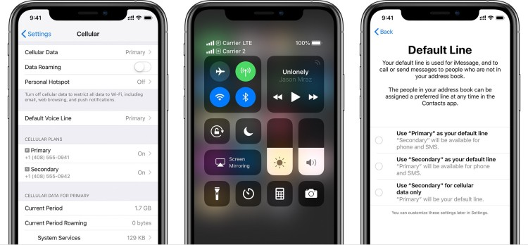 Does-iPhone Xs-Support-Dual-SIM-3