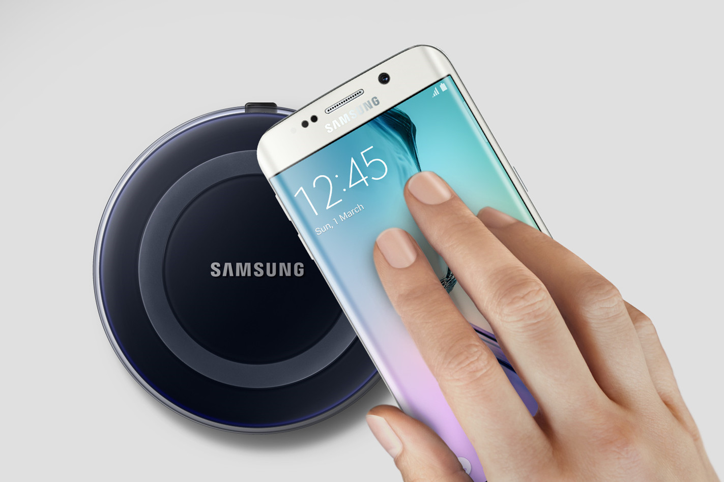 How to Add Wireless Charging for Mobile Phones: Samsung