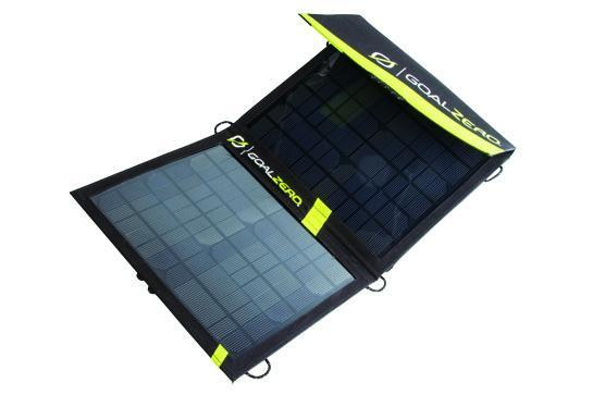 Top 5 Solar Chargers for iPhone: Goal Zero Nomad 13