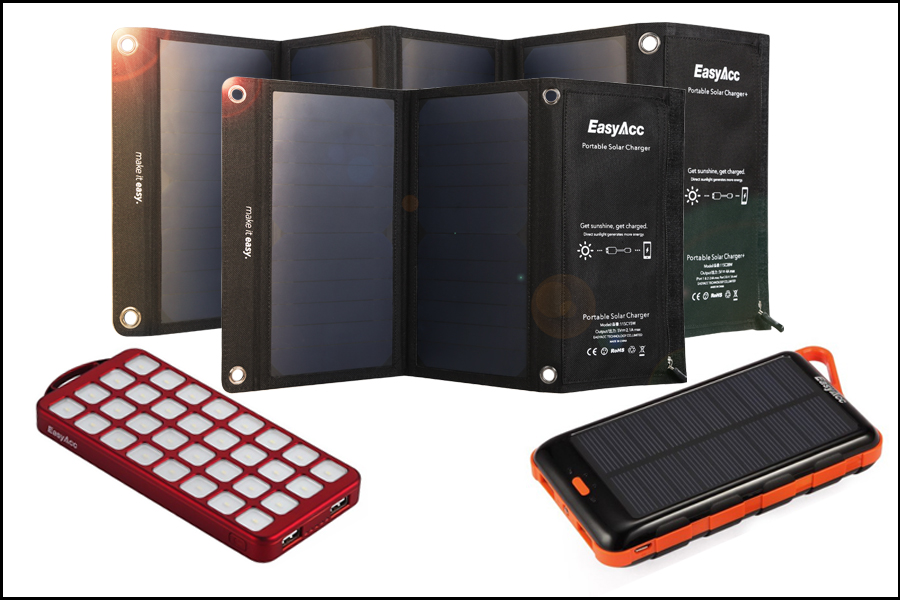 Bonus Time: Why should I Need High Efficiency Portable Solar Chargers