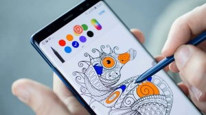 What can you do with Samsung Galaxy Note 9's Bluetooth-enabled Pen?-1