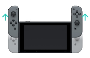 how-to-connect-nintendo-switch-to-tv-Detach-Joy-Con-controllers