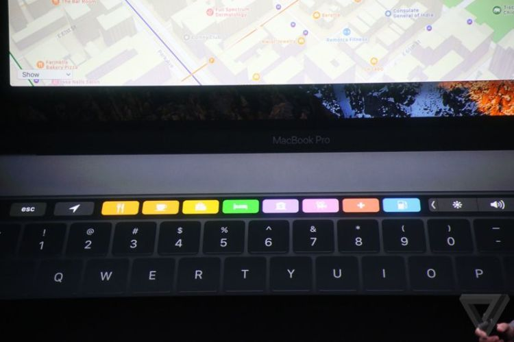newest-macbook-pro-touch-bar-search-place-in-Maps