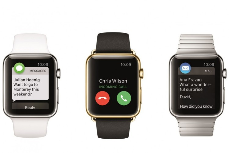 different apple watch and functions