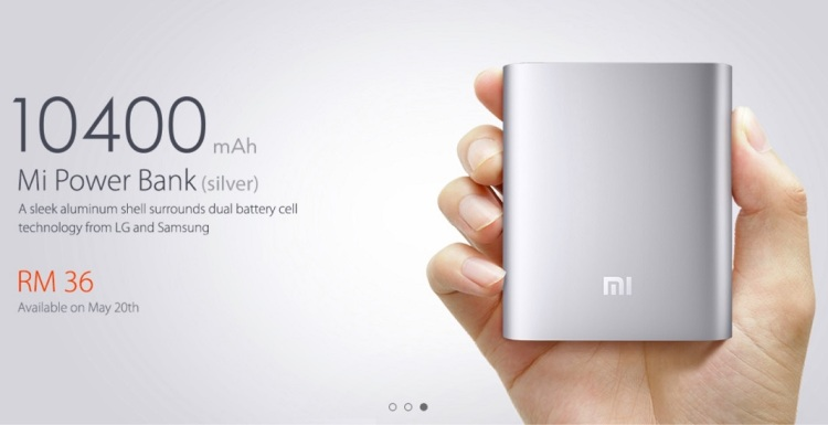How To Charge  xiaomi Power Bank 10400mAh?