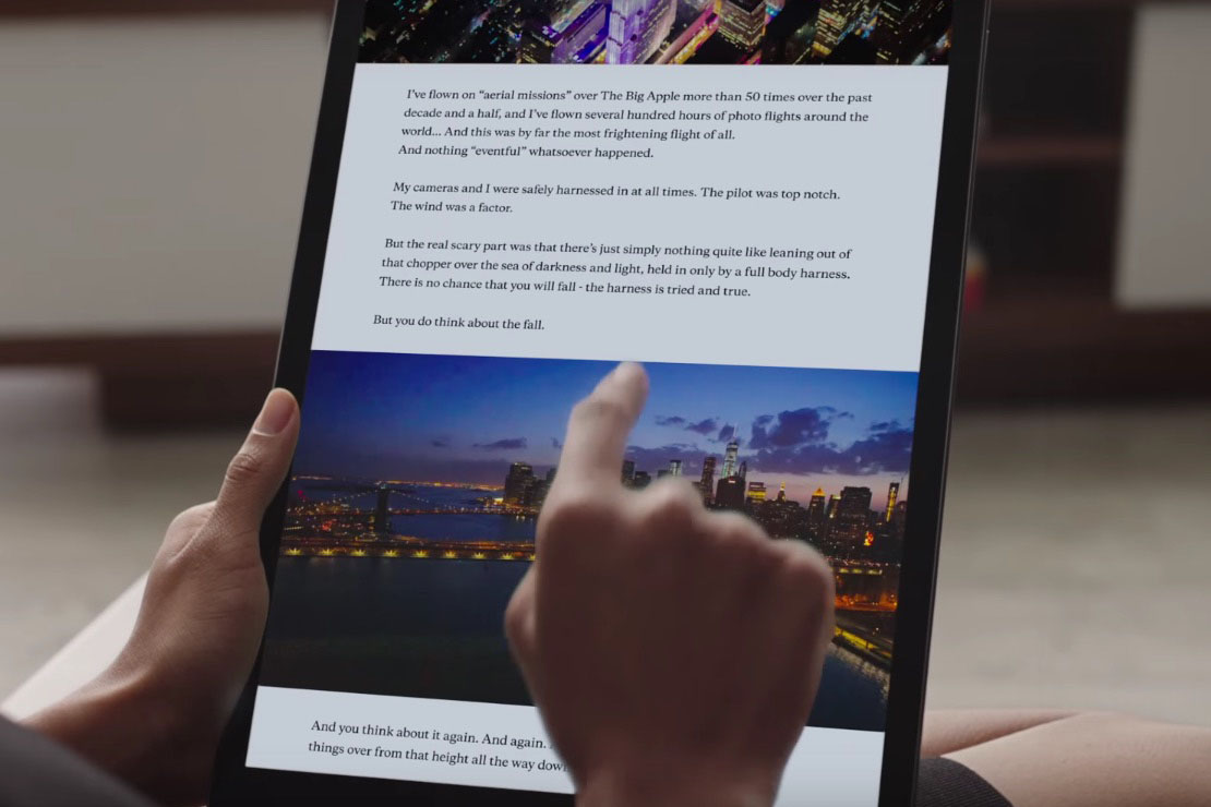 How to charge iPad Pro faster