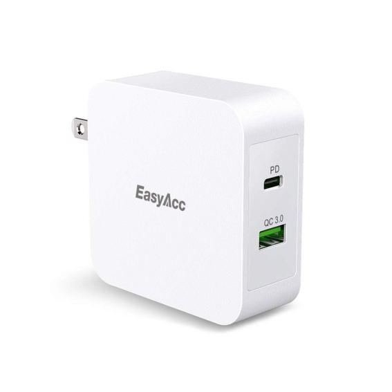 EasyAcc-48W-USB-C-wall-charger