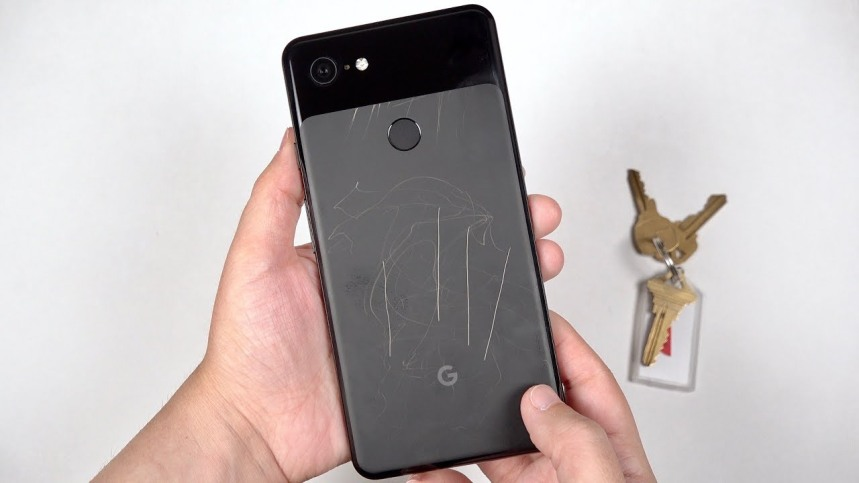 how-to-clean-the-scratches-on-google-pixel-3-3-xls-frosted-glass-back-key-scratches