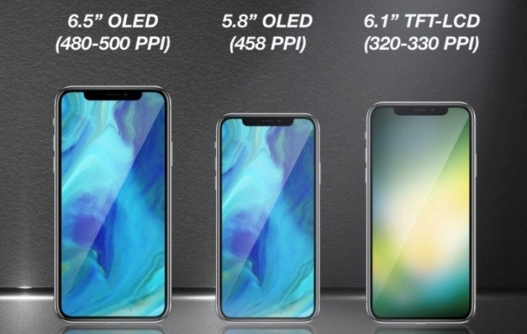 what-color-will iPhone X 2018 feature-3