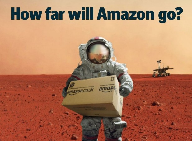 Will Amazon Go scatter