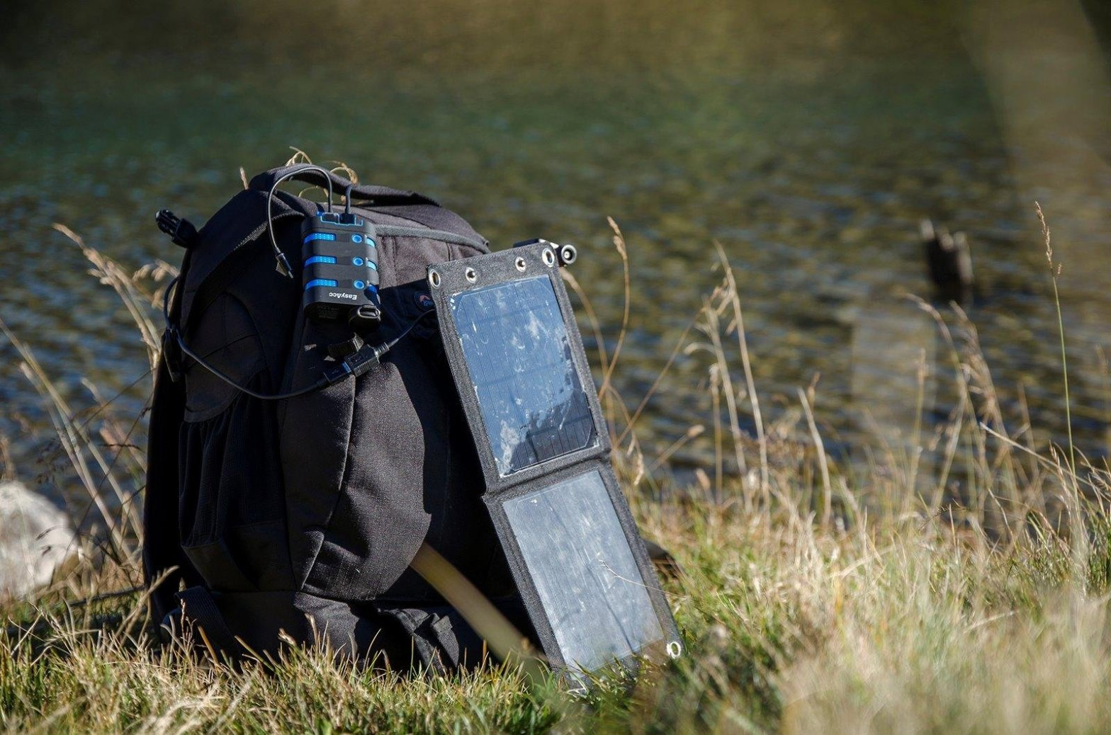Solar Products For Bugout Bag