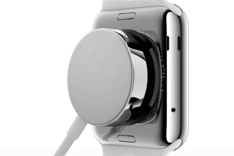 charge apple watch wireless