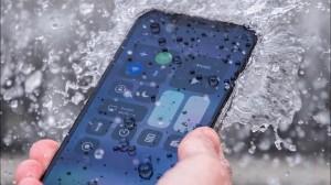 iPhone 12 series IP68 waterproof and dustproof rating