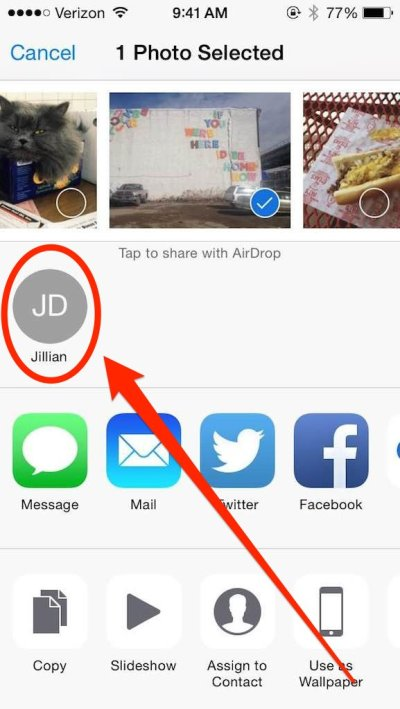 tap-the-name-of-the-person-who-you-want-to-share-with-use-AirDrop-on-iPhone-7