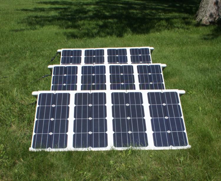 What Portable Solar Panel Charger Should I Buy: monocrystalline solar panel