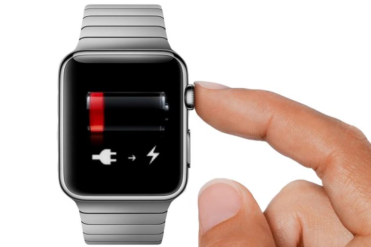 apple watch low battery life