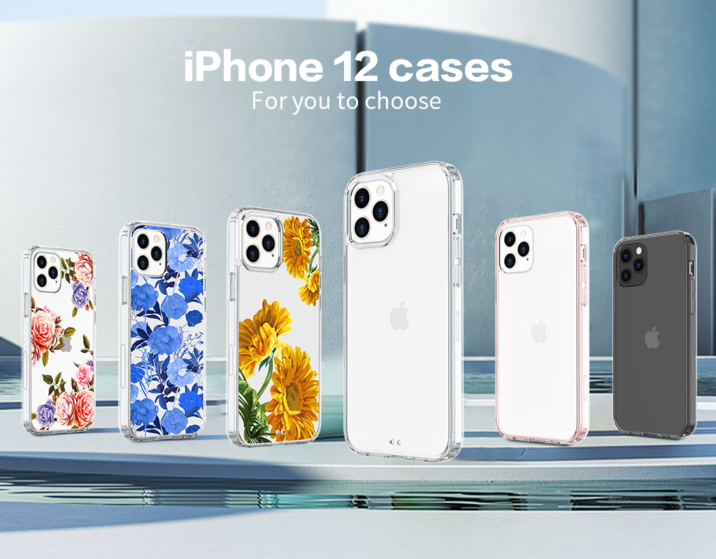 Free trial of iPhone 12/12 mini/12 Pro/12 Pro Max cases