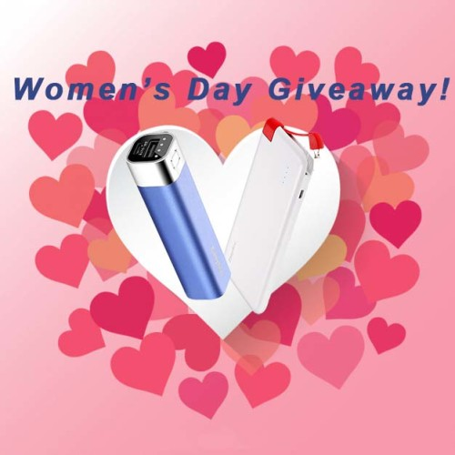 womens day giveaway