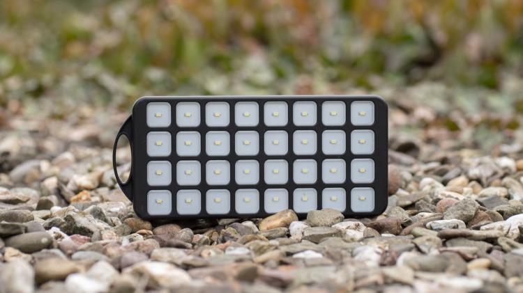 Giveaway: EasyAcc 8000mAh Solar Charger with 32 LED Light: -EasyAcc-PB8000SP-8000nAh-15